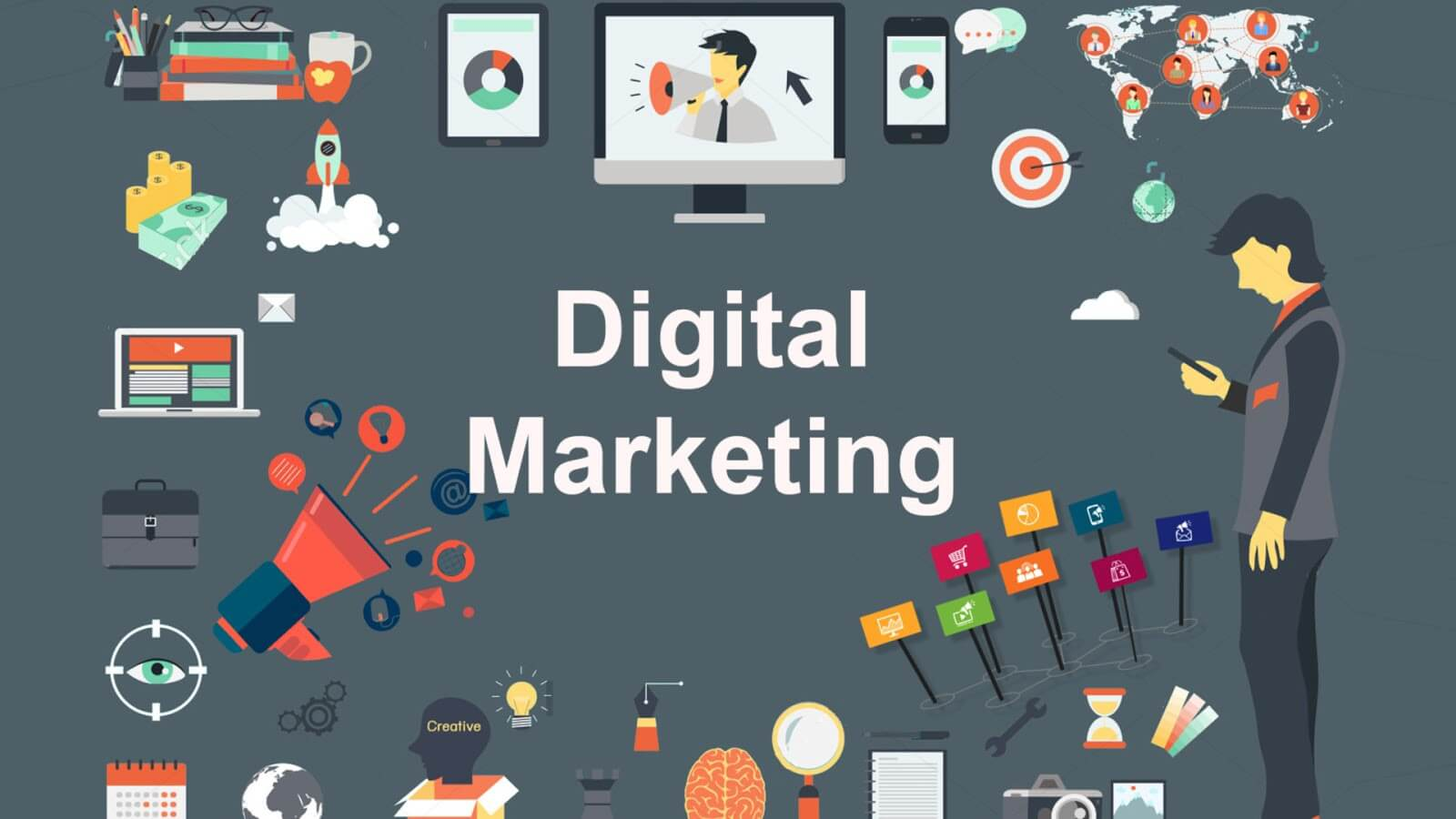 Top Digital Marketing companies In Patna Bihar works for Business Awareness & Business leads